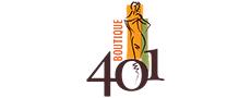 Logo Boutique 401