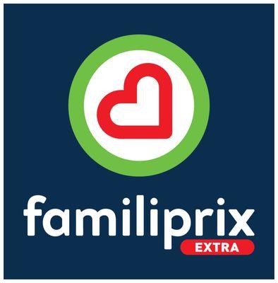 Logo Familiprix Extra